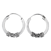 Bali Hoop Earrings FSE002