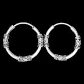 Bali Hoop Earrings FSE007