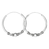 Bali Hoop Earrings FSE009