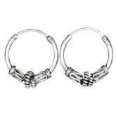 Bali Hoop Earrings FSE010