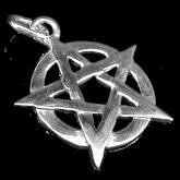Pendentif pentagramPP05