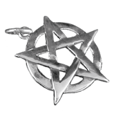 Pendentif pentagramPP06