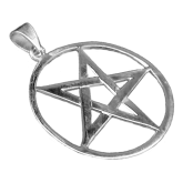 Colgante  pentagramaPP09
