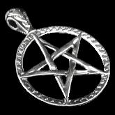 Pentagram Pendant PP16